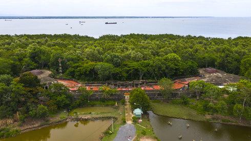 Bên trong pháo đài lớn nhất Đông Dương