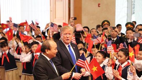 Quan hệ Việt - Mỹ: Bước tiến dài dưới thời Tổng thống Trump
