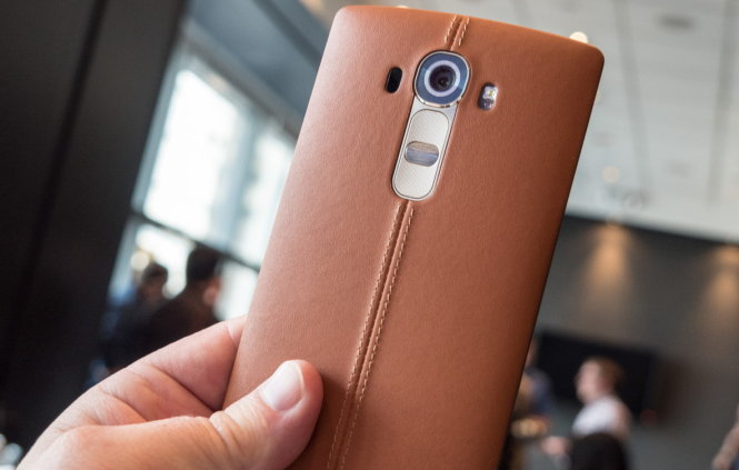 LG G4 - Ảnh: Android Central
