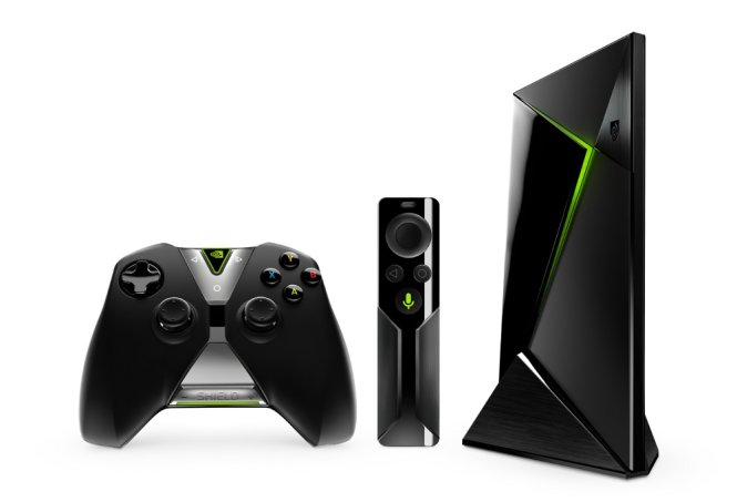 Nvidia Shield dành cho Android TV