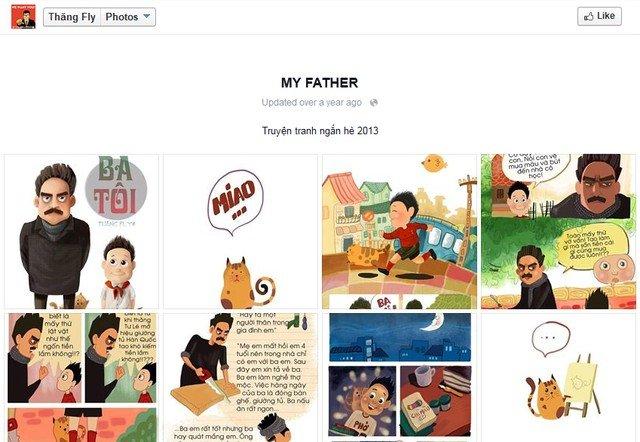 Quà tặng cuộc sống đạo truyện tranh? - Tuổi Trẻ Online