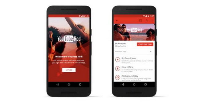Dịch vụ trả phíYouTube Red chính thức ra mắt – Tuổi Trẻ Online