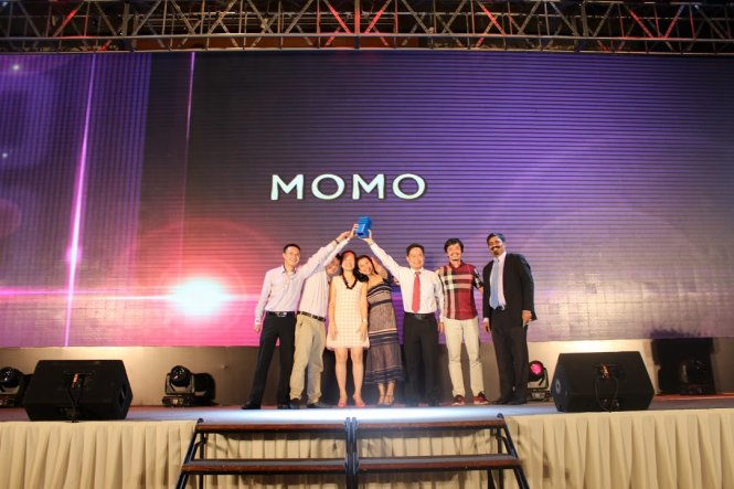 Giải ngành Enabling Technology Company of the year in mobile
