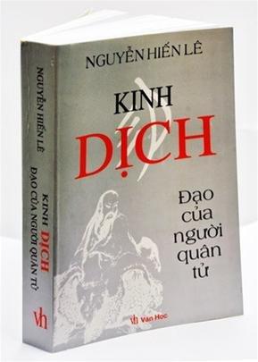 Kinh dịch - Đạo của người quân tử của Nguyễn Hiến Lê