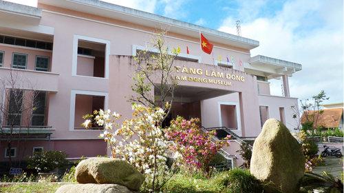 Bảo tàng Lâm Đồng: Sức hấp dẫn âm thầm