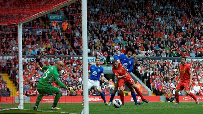 Liverpool Va Everton Chia điểm Tẻ Nhạt Tuổi Trẻ Online