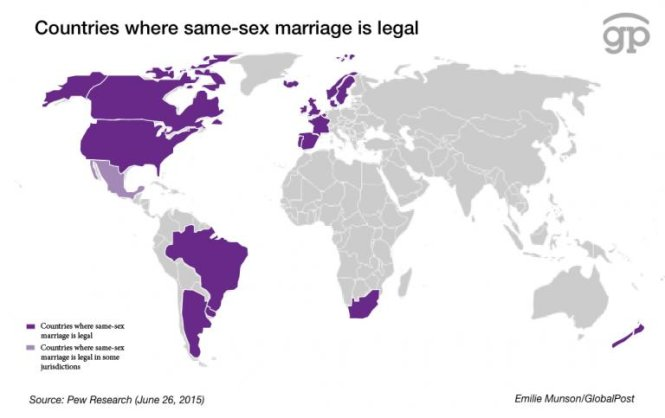 Countries where same sex marriage is legal, big tranny pics