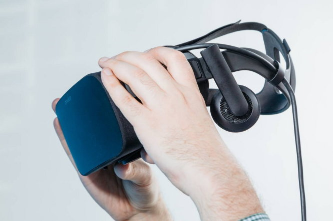 Oculus Rift - Ảnh: Wall Street Journal