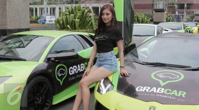 Dịch vụ xe hợp đồng điện tử GrabCar chính thức đi vào hoạt động sau thời gian thí điểm - Ảnh minh họa: tekno.liputan6.com