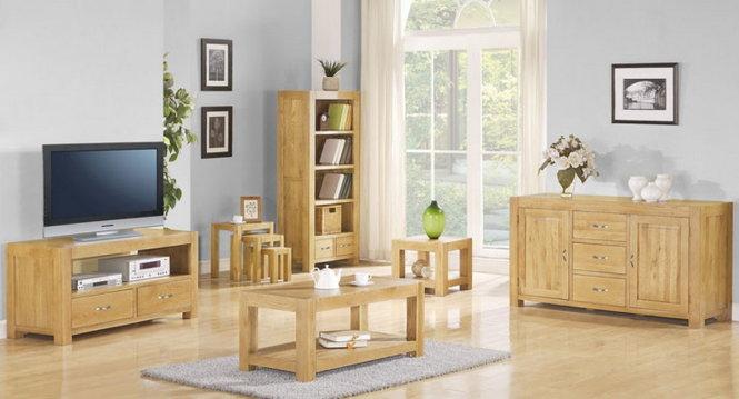 Nội thất chất liệu gỗ thân thiện với môi trường - Ảnh minh họa: BĐS