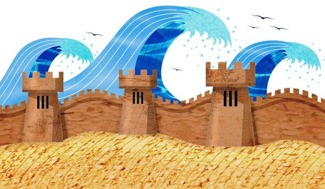 Những công trình nắn dòng chảy thô bạo của Trung Quốc sẽ ảnh hưởng rất nhiều đến nguồn nước ở các nước hạ lưu-washingtontimes.com
