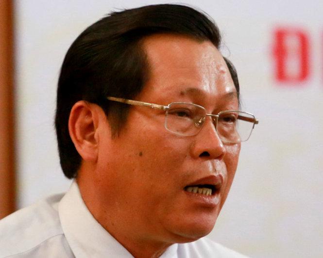 Ông Nguyễn Bốn - Ảnh: Trung Tân