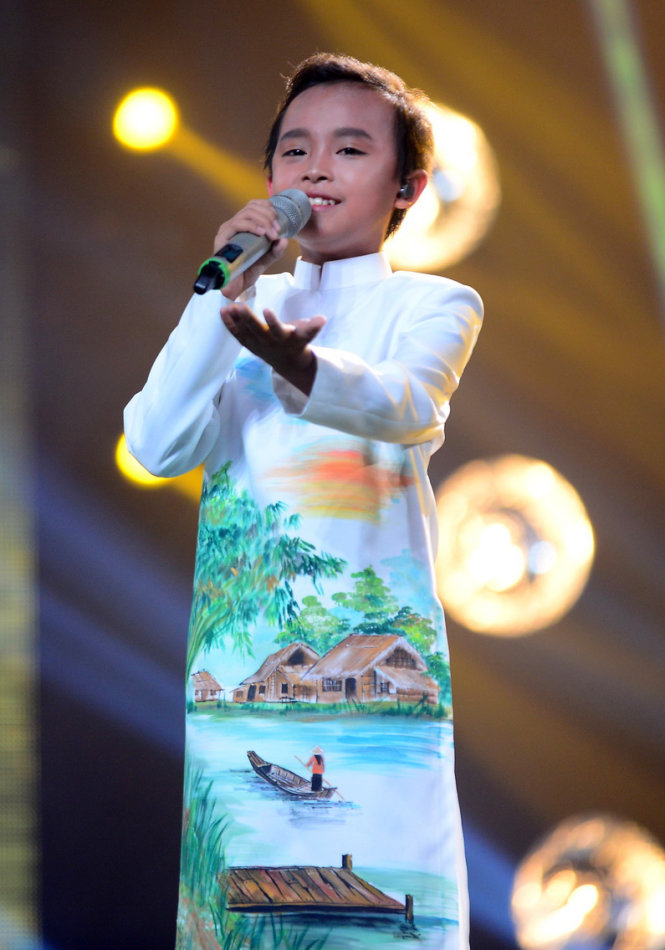 Hồ Văn Cường thắng Thần tượng âm nhạc nhí, nhận 200 triệu đồng - Tuổi Trẻ  Online