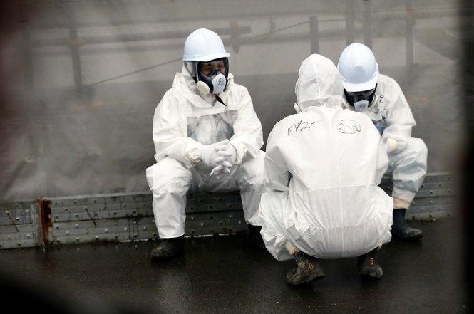 Phơi nhiễm phóng xạ liều thấp thời gian dài làm tăng nguy cơ ung ...