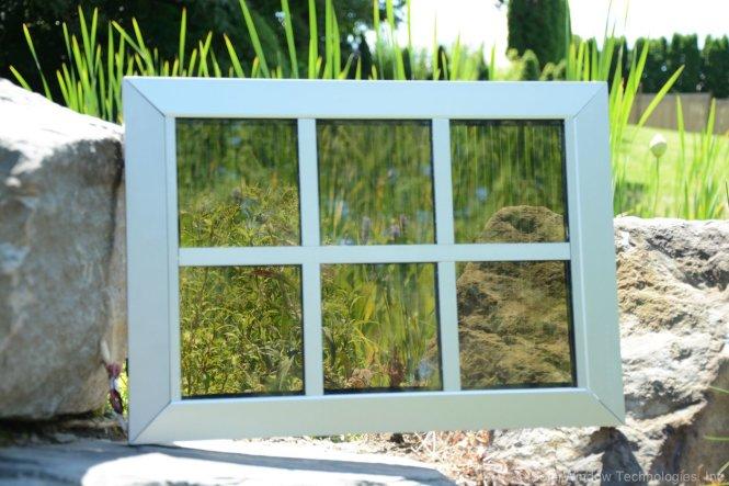 Cửa sổ mặt trời -Solar Window Technologies