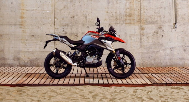 BMW G310 GS - Ảnh: motoring junction