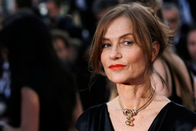 Isabelle Huppert - Photo Getty