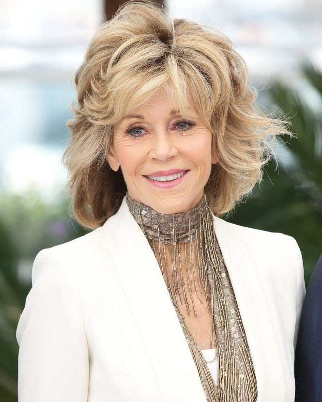 Jane Fonda - Photo Getty