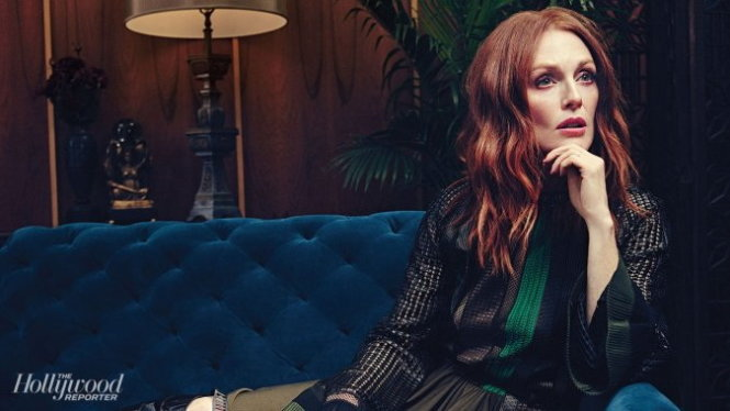 Julianne Moore - Photo THR