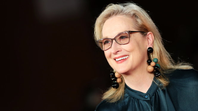 Meryl Streep - Photo Getty