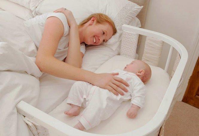 Tập cho bé sơ sinh ngủ ngoan - Tuổi Trẻ Online