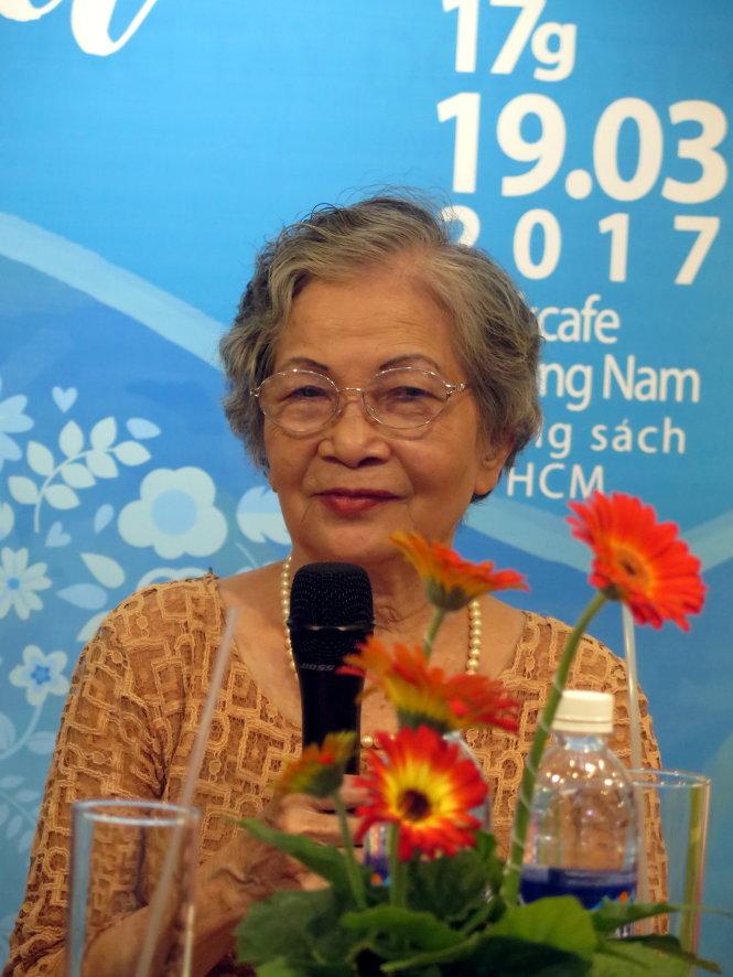 Nhà văn Nguyễn Thị Thụy Vũ sau gần 50 năm ẩn dật - Tuổi Trẻ Online