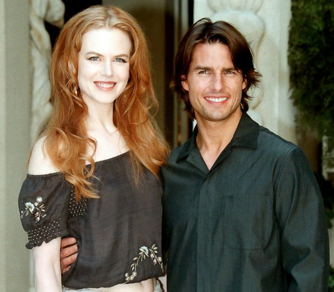 Tom Cruise và Nicole Kidman - Ảnh: Getty Images