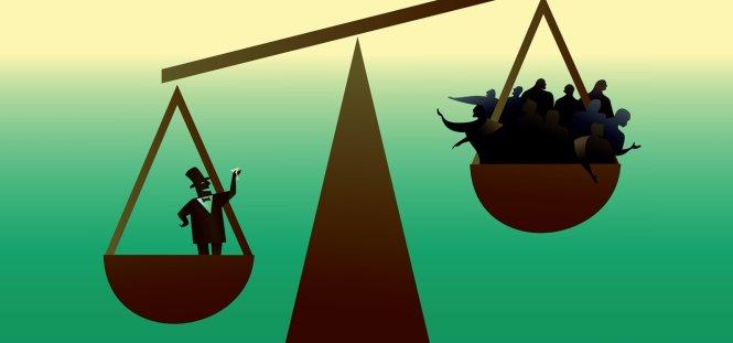Bình đẳng trong cơ hội giáo dục có ý nghĩa quyết định với bình đẳng về thu nhập và kinh tế sau này.-Ảnh: fee.org