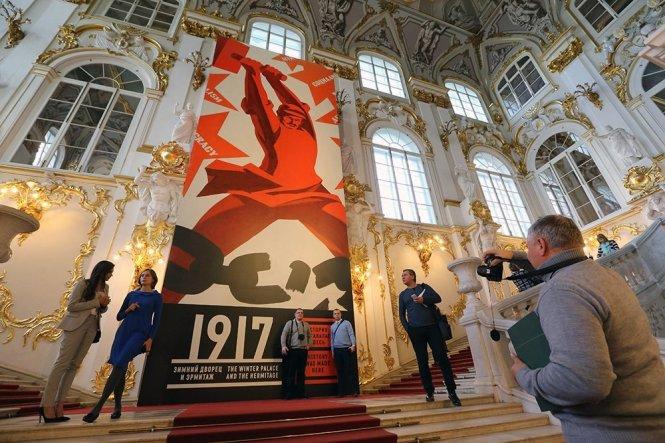 """Cách mạng Tháng 10 là một sự kiện mang ý nghĩa """"dịch chuyển kiến tạo"""" với lịch sử thế giới.-Ảnh: rg.ru"""