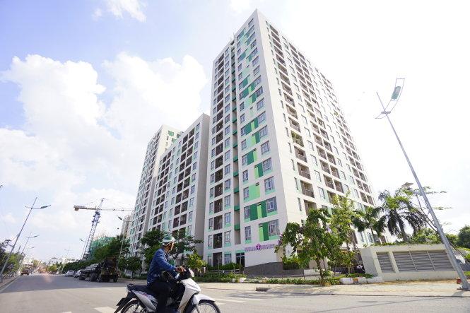 Bộ Xây dựng khuyến khích TPHCM cho phép xây căn hộ 25m2