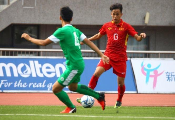 U-19 VN quyết đấu Đài Loan