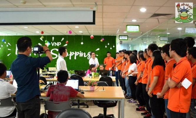 Thực tập tại các công ty thành viên của tập đoàn FPT thật sự là một trải nghiệm tuyệt vời