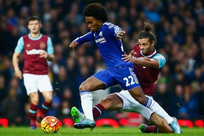 Dự đoán vòng 16 Premier League: Chelsea và West Ham chia điểm - hình 1