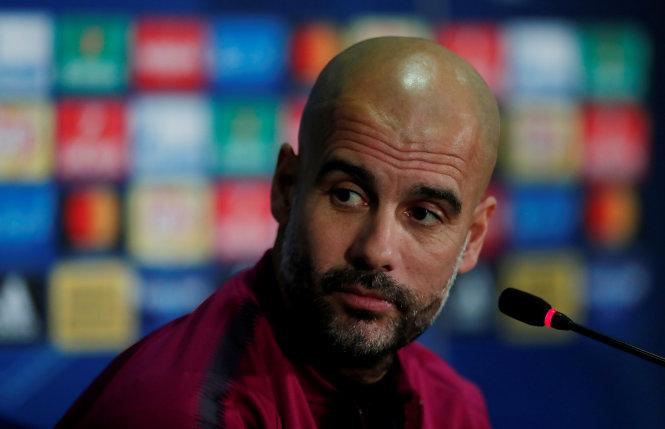 """HLV Guardiola: """"Đá bại M.U quan trọng hơn lập kỷ lục"""" - ảnh 1"""