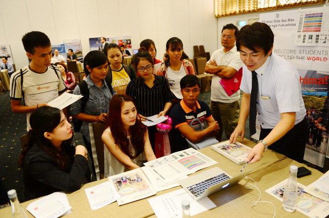 Tuyển sinh học đại học tại Nhật Bản bằng học bổng