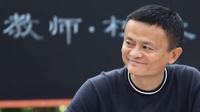 Jack Ma - Ảnh: Getty images