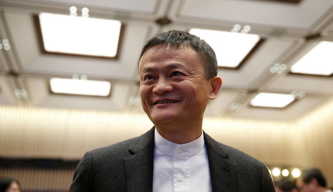 Jack Ma - Ảnh: Reuters
