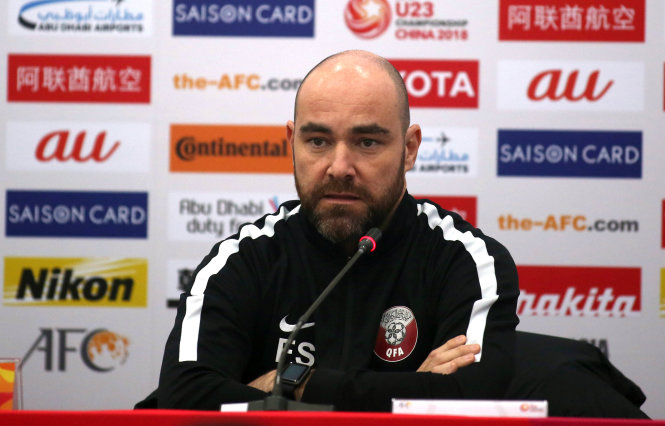 U-23 Qatar thừa nhận U-23 VN xứng đáng vào chung kết