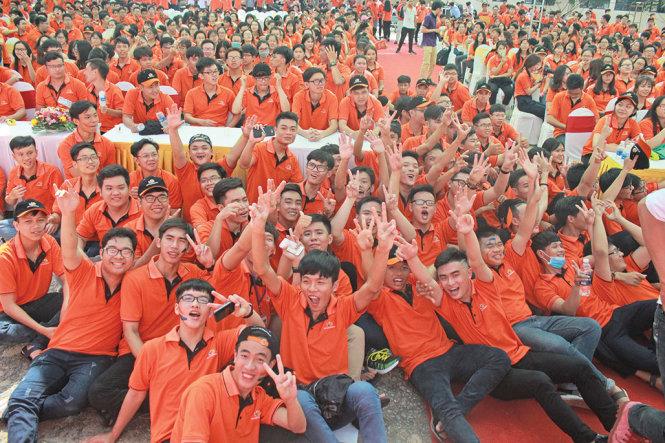 Sinh viên ĐH FPT tự tin chinh phục nhà tuyển dụng