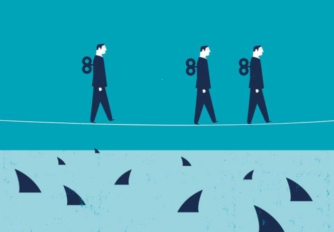 Các hiệp định thương mại tự do giống như một trò đi dây phần thưởng cao. Ảnh: The Economist