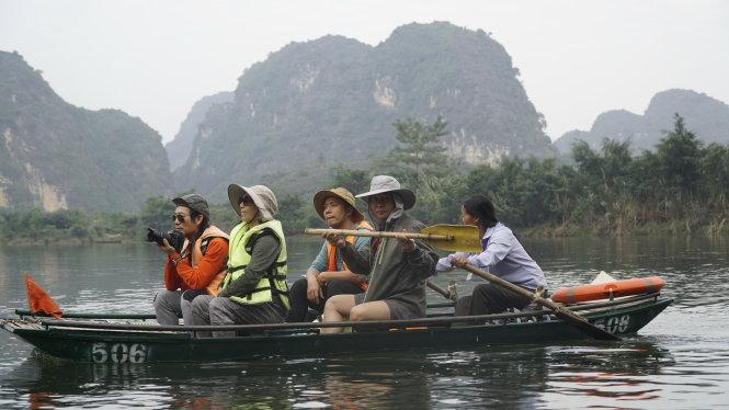 Thăm thú Ninh Bình.
