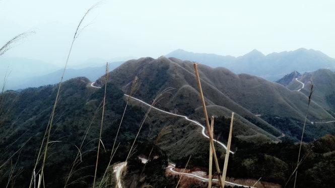 Con đường tạo nên huyền thoại Bình Liêu