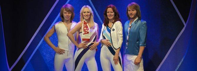 Bảo tàng tương tác ABBA tại Stockholm