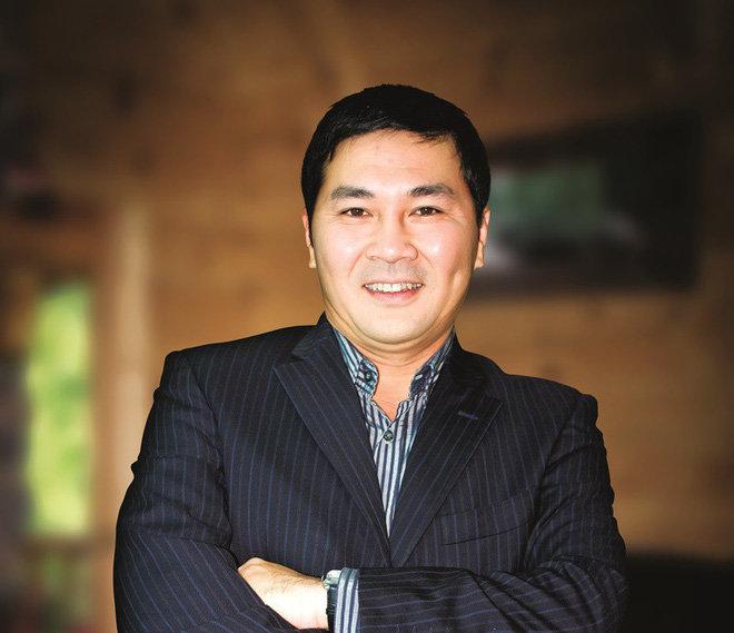Ông Nguyễn Hoài Nam - Tổng giám đốc tập đoàn Berjaya VN là người thứ 2 được CLB TPHCM giới thiệu vào VFF khóa VIII ở vị trí PCT phụ trách tài chính, tài trợ của VFF. Ảnh: NVCC.