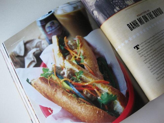 """Bahn mi"" - sandwich việt trên đất cờ hoa"
