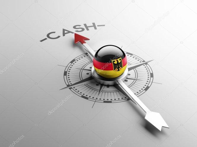 Nước Đức vẫn bị ám ảnh bởi tiền mặt - Ảnh: Depositphoto.com