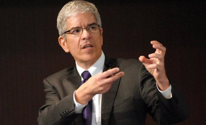 Nhà kinh tế học Paul M. Romer. Ảnh: meduza.io