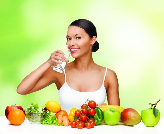 Ung thư tăng một phần vì chế độ ăn chưa đúng của chúng ta. Ảnh: WordPress.com