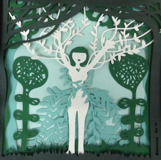 Con người không tách rời, mà là một phần của tự nhiên, và ngược lại. Ảnh: silvinadevita.com