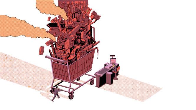 Nỗi ám ảnh về GDP cần chấm dứt. Ảnh: Financial Times